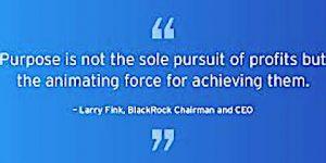 BlackRock 2021 Proxy Votes Public Benefit Corporation