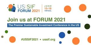 US SIF Forum 2021