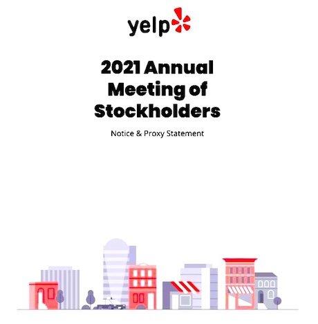Yelp 2021