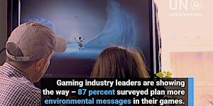 Corporate Governace Gaming for the Planet